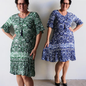 Somewhere Better Later Tunic Dress