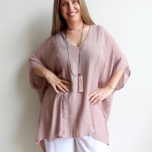 Summer In the City Kaftan Top