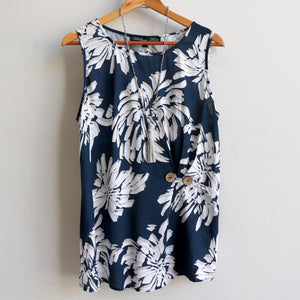 The Torquay Top - Aloha Print