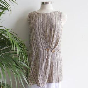 The Torquay Top - Herringbone