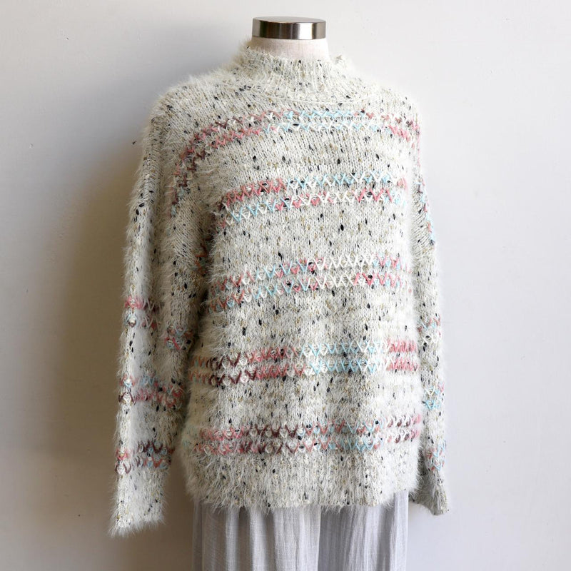 Snowfall Winter Knit Jumper
