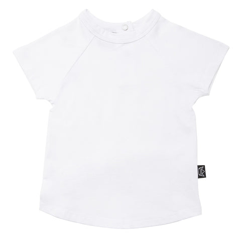 Kipp Kids Basic T-Shirt in White