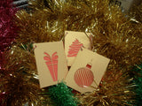 Contemporary Christmas Gift Card Pack - Swank Creations - 2