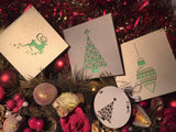 Sassy Christmas Card Pack - Swank Creations - 3