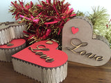 heart trinket box - Swank Creations - 2
