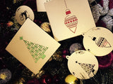 Sassy *Plus Bauble Gift Tags - Swank Creations - 3