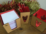 xmas pen box - Swank Creations - 4