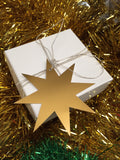 Gold Star gift tag packs - Swank Creations - 3