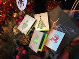 Sassy *Plus Christmas gift card Pack - Swank Creations - 2