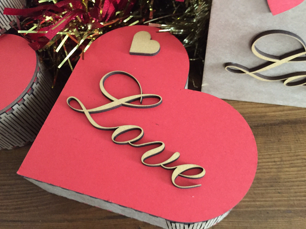 heart trinket box - Swank Creations - 3