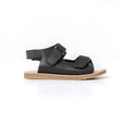 pretty brave child sandal black side