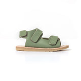 pretty brave child sandal khaki side