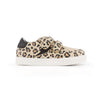 pretty brave leopard xo trainer children sneaker side