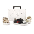 pretty brave range xo trainer children sneaker