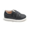 Pretty Brave XO trainer sneaker black childrens side