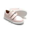 Pretty Brave XO trainer sneaker blush childrens pair