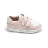 Pretty Brave XO trainer sneaker blush childrens side