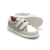 Pretty Brave XO trainer sneaker spots childrens pair2