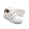 Pretty Brave XO trainer sneaker white childrens pair2
