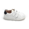 Pretty Brave XO trainer sneaker white childrens side
