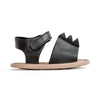 black dragon blake sandal side Pretty Brave baby shoes for boy
