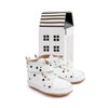 galaxy hi-top box Pretty Brave baby shoes