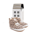 winter spots hi-top box Pretty Brave baby shoes