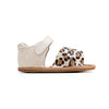 cheetah valencia side Pretty Brave baby shoes