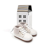 cloudy grey nordic boot box Pretty Brave baby shoes