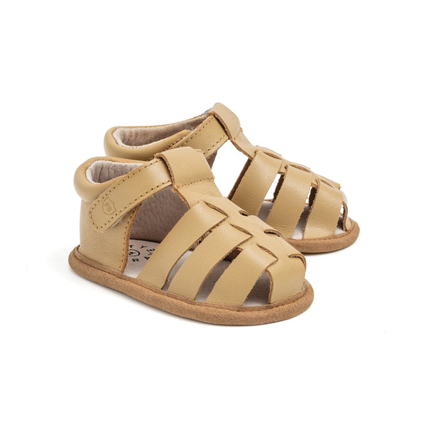 rio sand pair Pretty Brave baby shoes