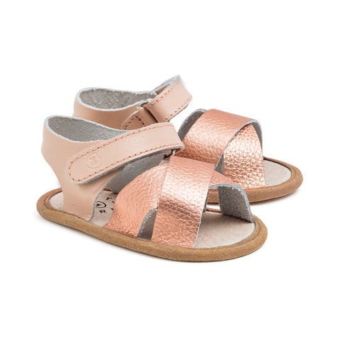 VALENCIA SANDAL Rose Gold