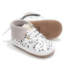 snowstorm nordic boot pair Pretty Brave baby shoes