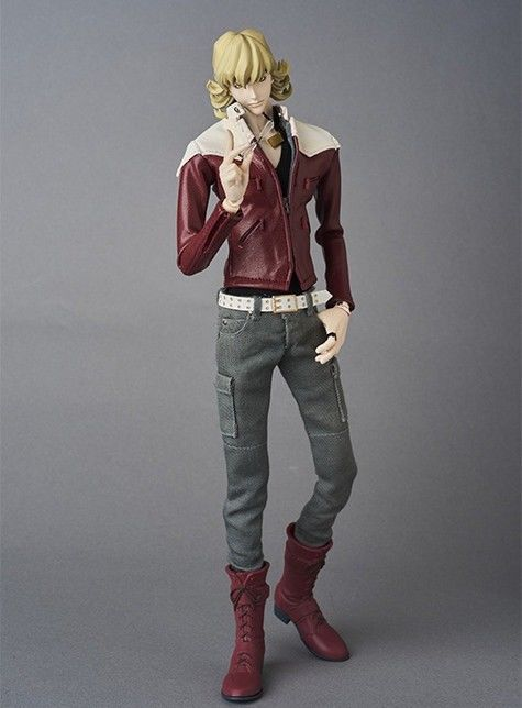 "12""PM Tiger & Bunny BARNABY BROOKS Casual Style Action Figure BANDAI NEW Japan_1"