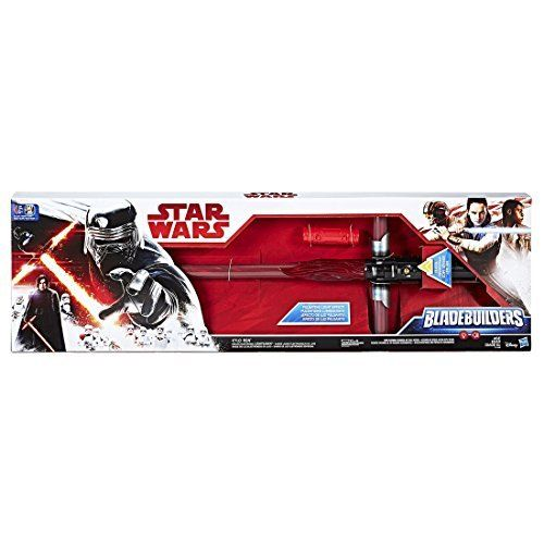 STAR WARS Deluxe Electronic Lightsaber KYLO REN TAKARA TOMY NEW from Japan_3