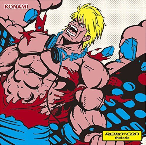 [CD] KONAMI DJ REMO-CON Rhetoric NEW from Japan_1