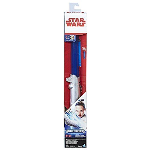 STAR WARS Electronic Lightsaber REY Resistance Outfit TAKARA TOMY NEW from Japan_2