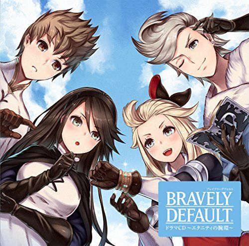 [CD] Bravely Default Drama CD - Eternity No Udewa - NEW from Japan_1