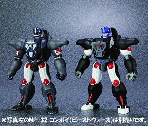 TRANSFORMERS MASTERPIECE MP-38 CONVOY The Legendary Leader Figure TAKARA TOMY_9