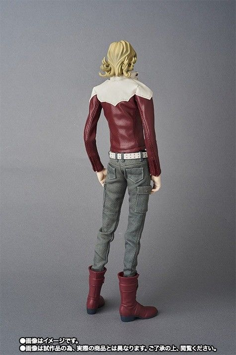 "12""PM Tiger & Bunny BARNABY BROOKS Casual Style Action Figure BANDAI NEW Japan_2"