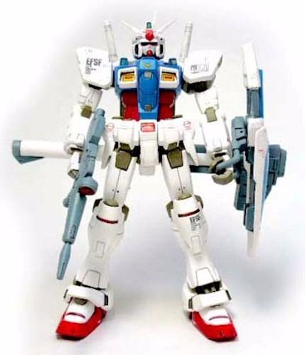 GUNDAM FIX FIGURATION #0003 RX-78 GP-01 ZEPHYRANTHES Action Figure BANDAI Japan_1