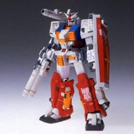 GUNDAM FIX FIGURATION #0002 PF-78-1 PERFECT GUNDAM Action Figure BANDAI Japan_1