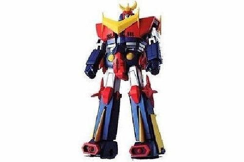 Soul of Chogokin GX-23 Invincible Super Man ZAMBOT 3 Action Figure BANDAI Japan_1