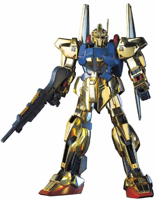BANDAI HGUC 1/144 MSN-00100 HYAKU-SHIKI Plastic Model Kit Mobile Suit Z Gundam_2