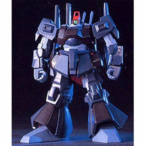 BANDAI HGUC 1/144 RMS-099 RICK DIAS Plastic Model Kit Z Gundam from Japan NEW_2