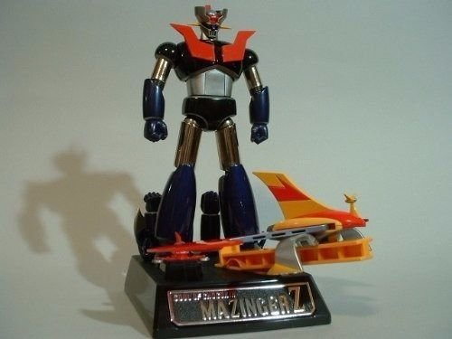 Soul of Chogokin GX-01R MAZINGER Z Renewal Ver Action Figure BANDAI from Japan_1