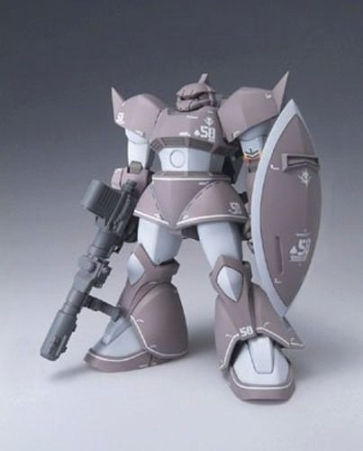 ZEONOGRAPHY #3006b MS-14A/14B/14C GELGOOG CANNON Action Figure BANDAI from Japan_3