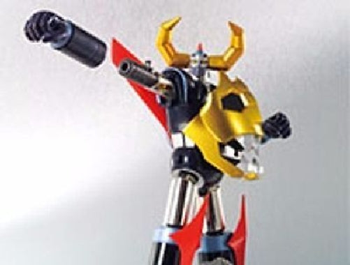 Soul of Chogokin GX-27 GAIKING Action Figure Daiku Maryu Gaiking BANDAI Japan_2