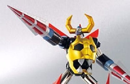 Soul of Chogokin GX-27 GAIKING Action Figure Daiku Maryu Gaiking BANDAI Japan_3