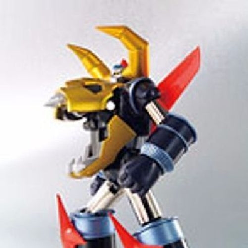 Soul of Chogokin GX-27 GAIKING Action Figure Daiku Maryu Gaiking BANDAI Japan_4