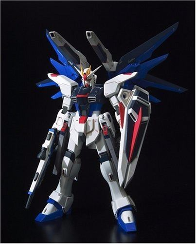 COSMIC REGION #7002 ZGMF-X10A FREEDOM GUNDAM Action Figure BANDAI from Japan_2